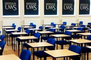UWS London Campus ClassRoom 2