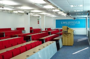 UWS London Campus Classroom